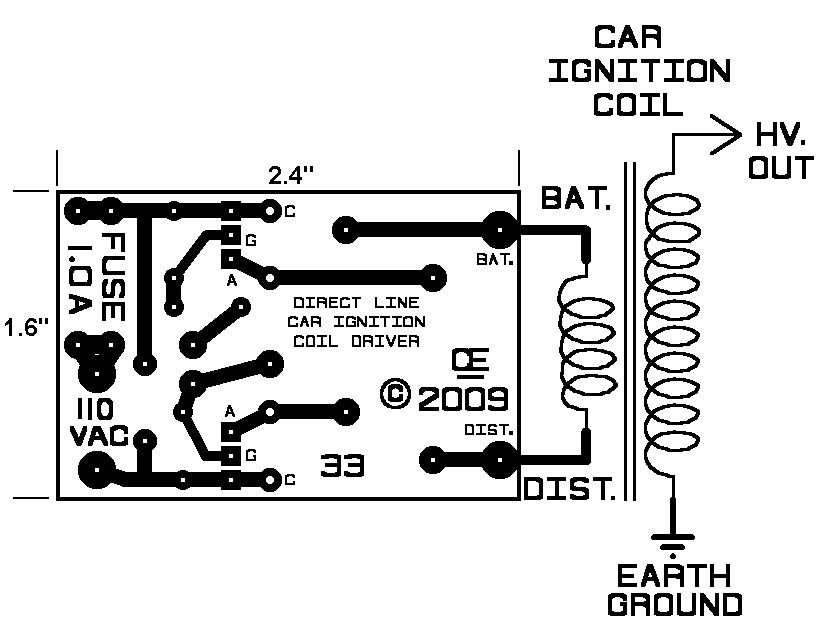 12 volt dc wiring color code