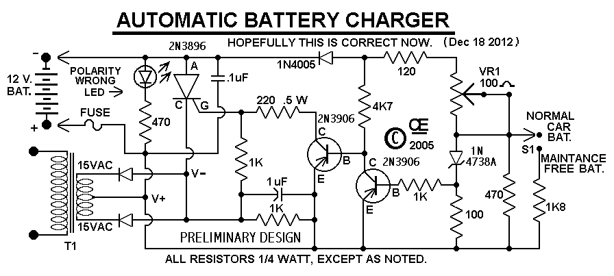 Wiring Diagram For Wind Battery Charger as well 13 8v 40a Switching Power Supply By Lm3524 And Lm324 additionally Battery Charger Circuits in addition Plasma Cutter Diagram additionally Latest. on schumacher battery charger schematics diagram