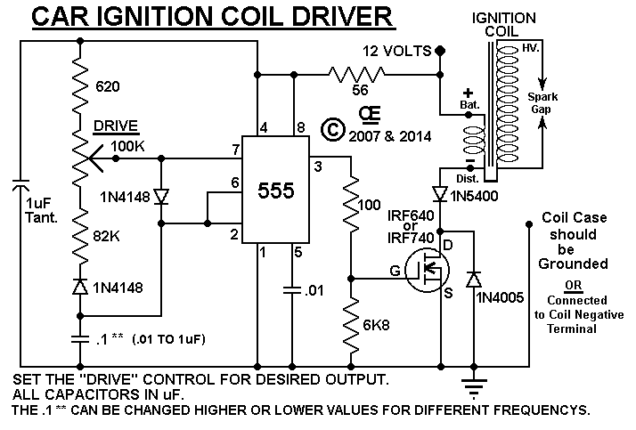 Car Coil 1 car ignition coil driver ignition coil diagram at virtualis.co