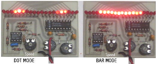 new knight rider board, this third and best circuit  both the circuit  schematic and the circuit board are below