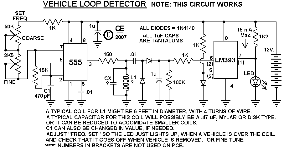 loop detector wiring diagram wiring diagram vehicle loop detector loop detector wiring diagram diagrams