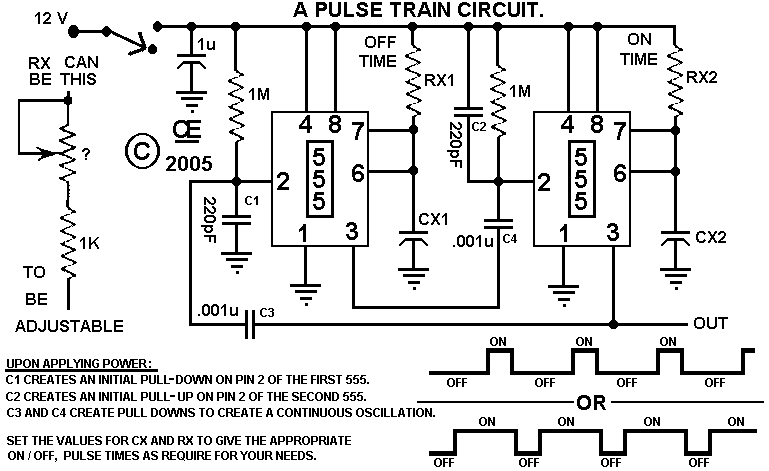 timers and counters circuits  page1