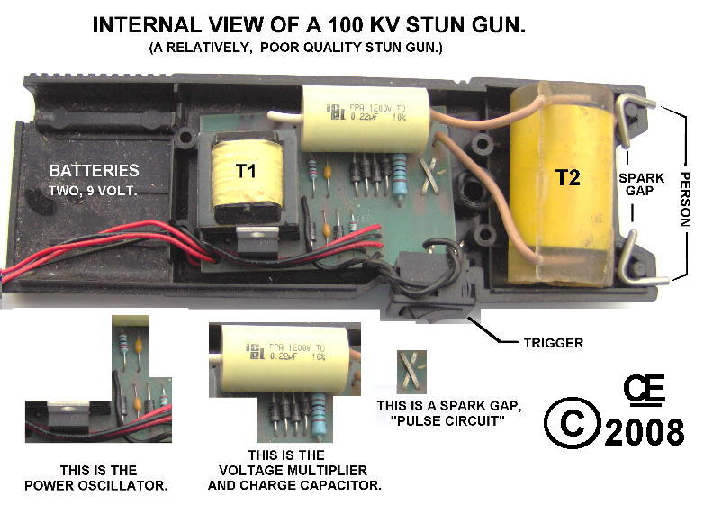 StunGunBasics 2 a basic stun gun concept stun gun wiring diagram at readyjetset.co