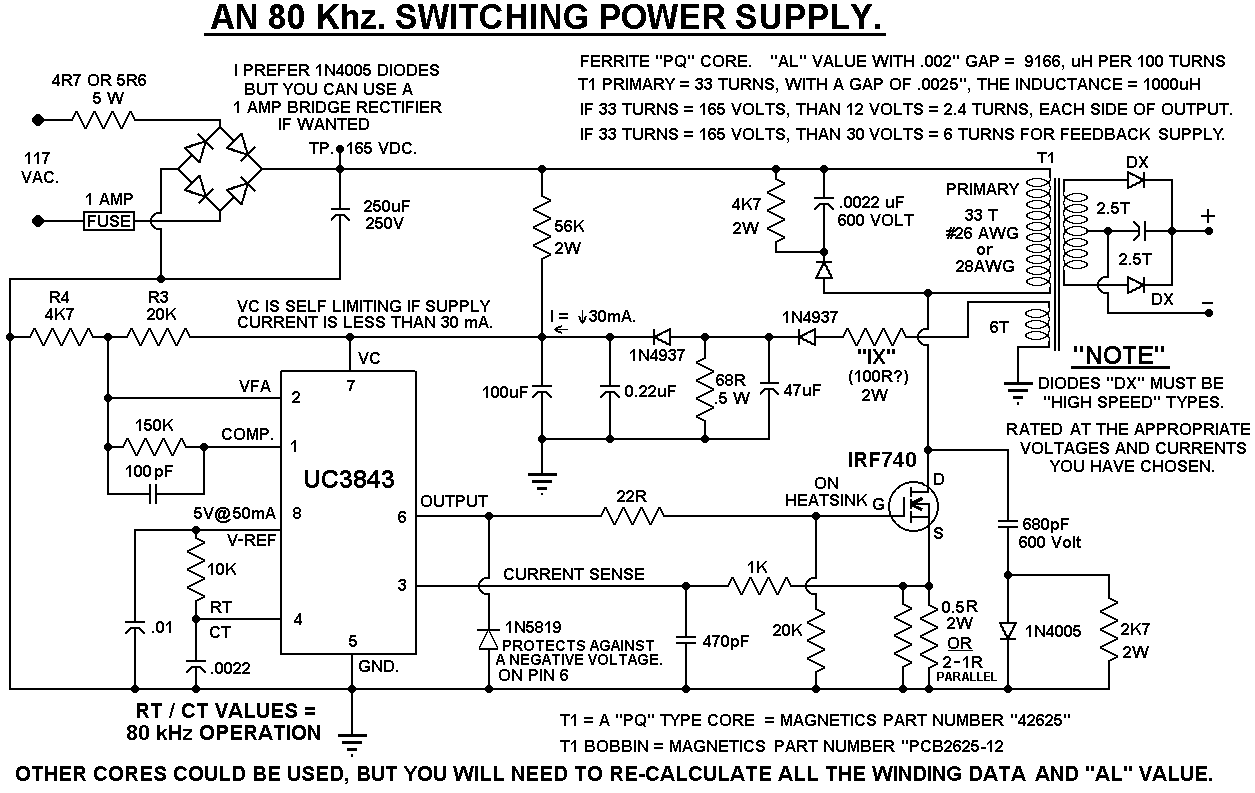 A Switching Power Supply