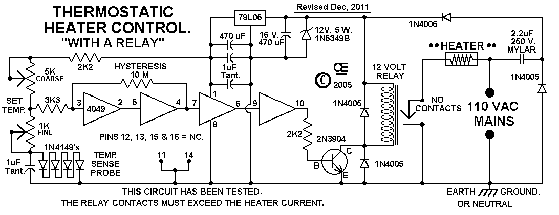 thermostat control block diagram  thermostat  free engine