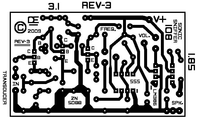 ultrasonic sound detector