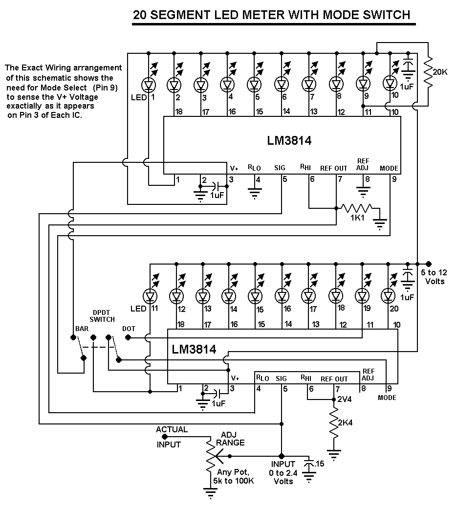 Voltmeter Schematic Wiring Library The